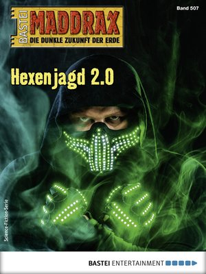 cover image of Maddrax 507--Science-Fiction-Serie