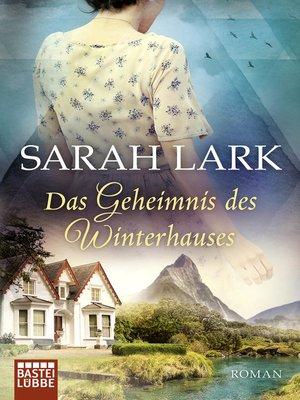 cover image of Das Geheimnis des Winterhauses