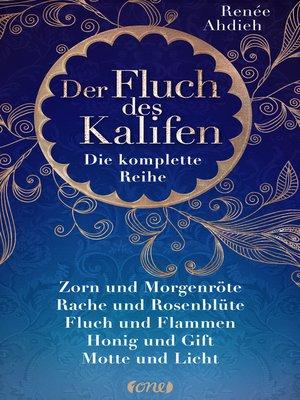 cover image of Der Fluch des Kalifen--Die komplette Reihe in einer E-Box!