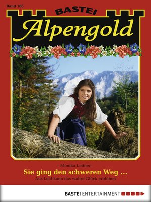 cover image of Alpengold--Folge 166