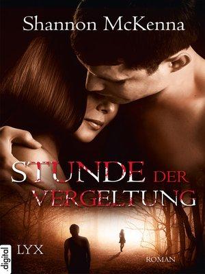 cover image of Stunde der Vergeltung