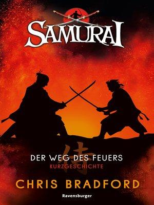 cover image of Der Weg des Feuers (Short Story)