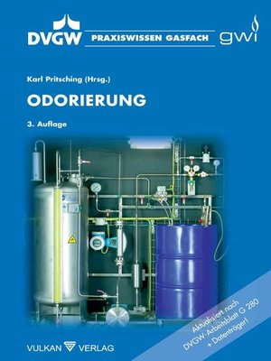 cover image of Odorierung
