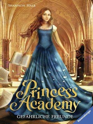 cover image of Princess Academy, Band 2