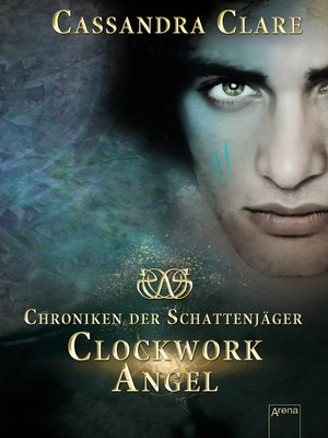 cover image of Clockwork Angel
