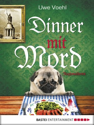 cover image of Dinner mit Mord