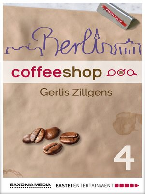 cover image of Berlin Coffee Shop--Episode 4