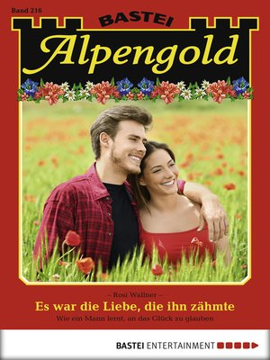 cover image of Alpengold--Folge 216
