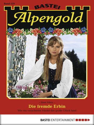 cover image of Alpengold--Folge 159