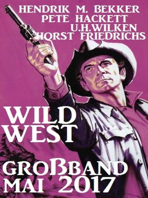 cover image of Wildwest Großband Mai 2017