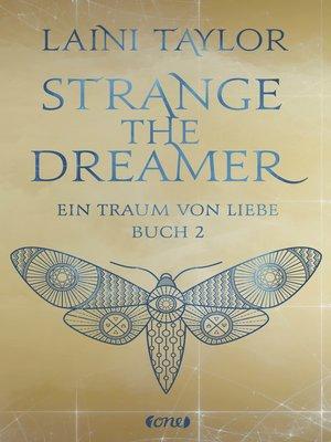 cover image of Strange the Dreamer--Ein Traum von Liebe