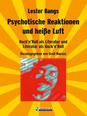 cover image of Psychotische Reaktionen und heiße Luft