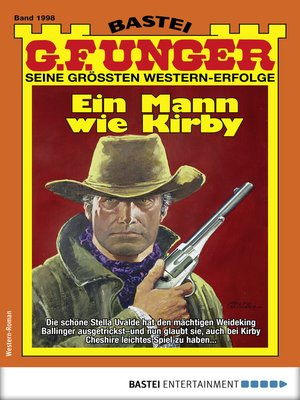 cover image of G. F. Unger 1998--Western