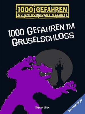 cover image of 1000 Gefahren im Gruselschloss