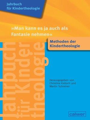 """cover image of """"Man kann es ja auch als Fantasie nehmen"""""""