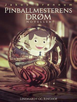 cover image of Pinballmesterens drøm