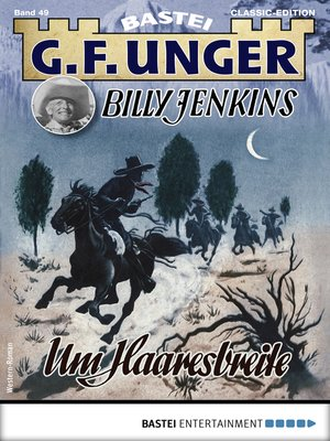 cover image of G. F. Unger Billy Jenkins 49--Western