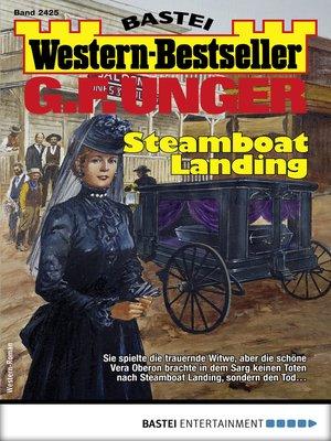 cover image of G. F. Unger Western-Bestseller 2425--Western