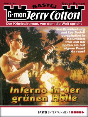 cover image of Jerry Cotton--Folge 2143