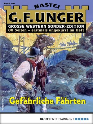 cover image of G. F. Unger Sonder-Edition 191--Western