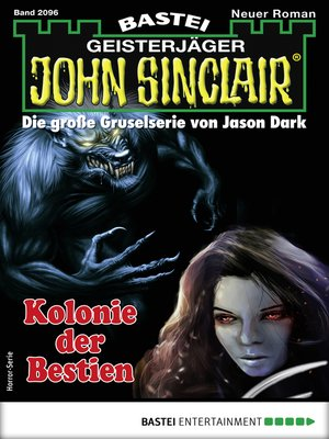 cover image of John Sinclair 2096--Horror-Serie