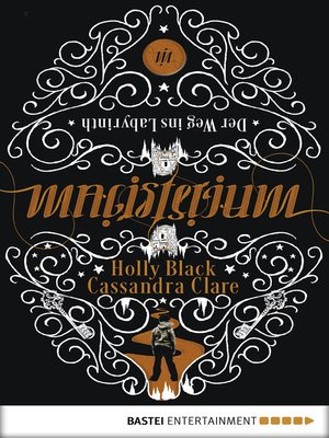 Cover Image Of Magisterium