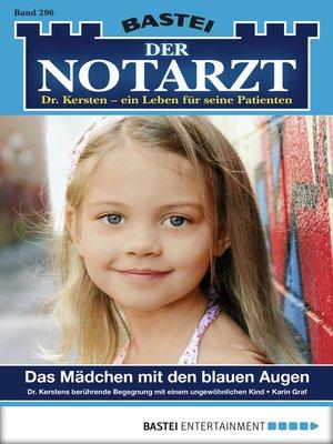 cover image of Der Notarzt--Folge 296