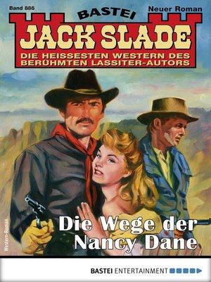 cover image of Jack Slade 886--Western