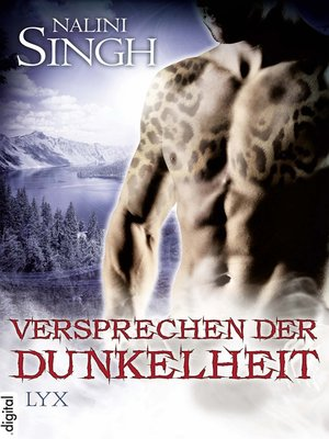 cover image of Versprechen der Dunkelheit
