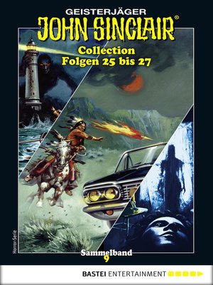 cover image of John Sinclair Collection 9--Horror-Serie
