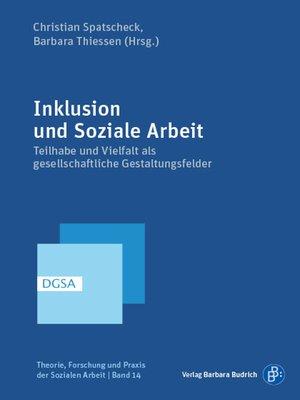 cover image of Inklusion und Soziale Arbeit