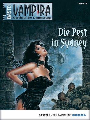 cover image of Vampira--Folge 16