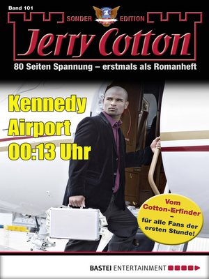 cover image of Jerry Cotton Sonder-Edition 101--Krimi-Serie