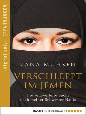 cover image of Verschleppt im Jemen