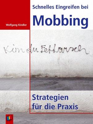 cover image of Schnelles Eingreifen bei Mobbing