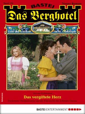 cover image of Das Berghotel 178--Heimatroman