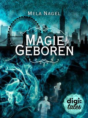 cover image of Burning Magic (1). Magiegeboren