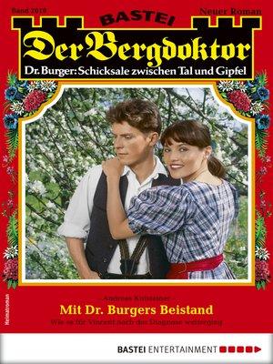 cover image of Der Bergdoktor 2019--Heimatroman
