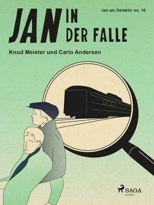 cover image of Jan als Detektiv