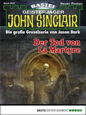 cover image of John Sinclair--Folge 2027