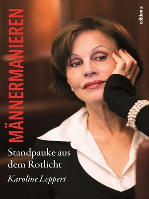 cover image of Männermanieren