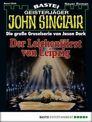 cover image of John Sinclair--Folge 644