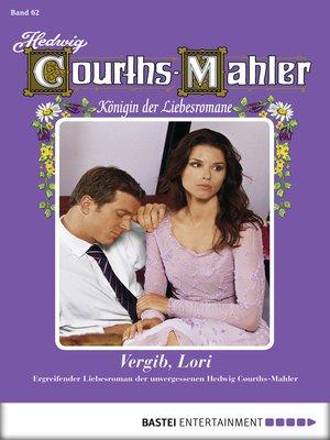 cover image of Hedwig Courths-Mahler--Folge 062