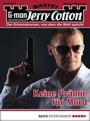 cover image of Jerry Cotton--Folge 3028