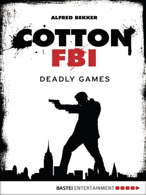 cover image of Cotton FBI 01, Ep. 09