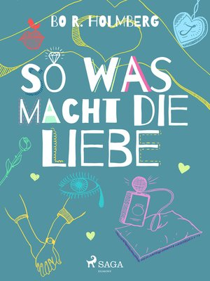 cover image of So was macht die Liebe