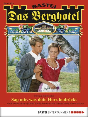 cover image of Das Berghotel--Folge 133