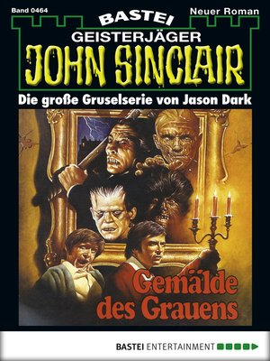 cover image of John Sinclair--Folge 0464