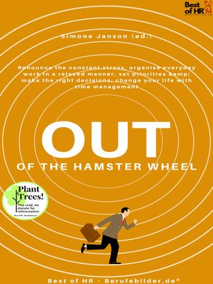 cover image of Out of the Hamster Wheel
