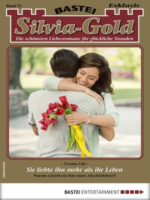 cover image of Silvia-Gold 75--Liebesroman